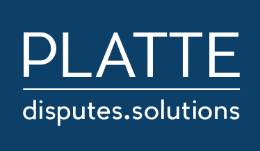PLATTE disputes.solutions Logo
